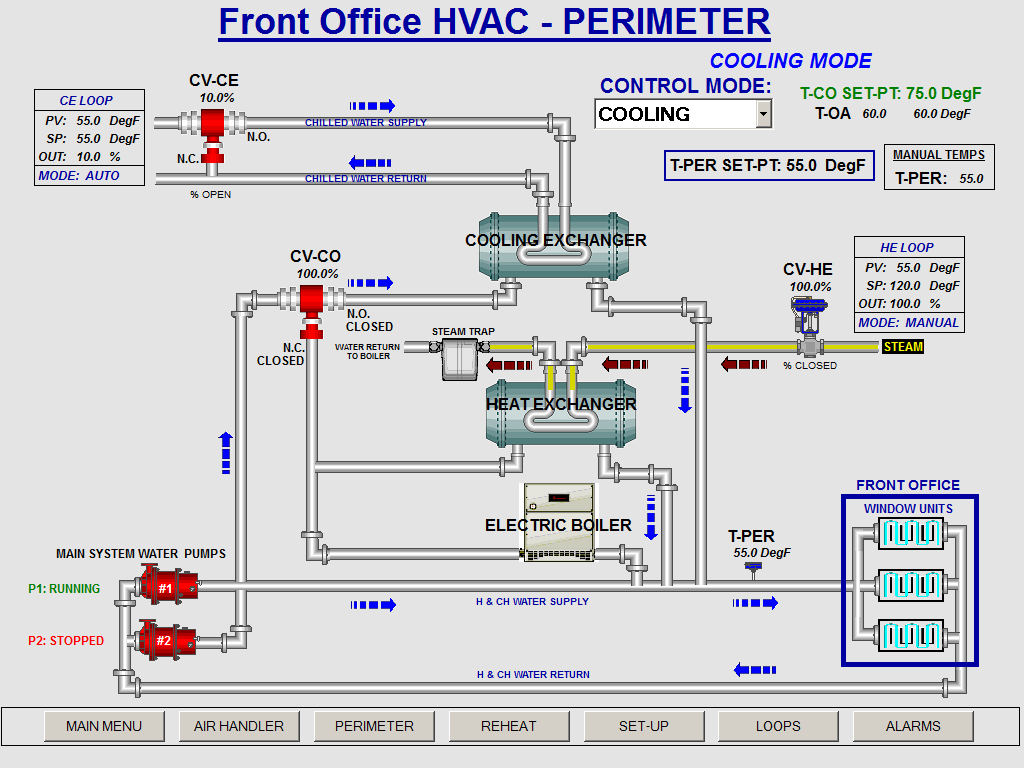 Hvac Control Drawing Wiring Library Controls Images